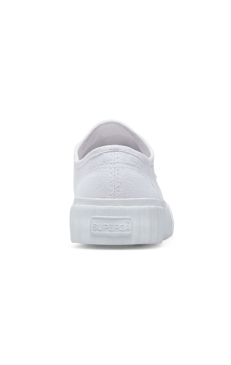 2630 COTU CLASSIC WHITE CANVAS SNEAKERS