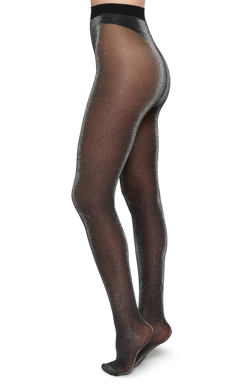 TORA SHIMMERY LUREX TIGHTS