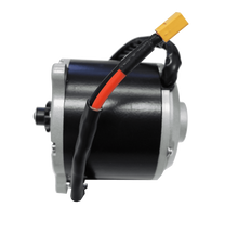 DC BRUSH MOTOR 750W CON MOTOR 10T PARA MODELOS Trial Y Cross