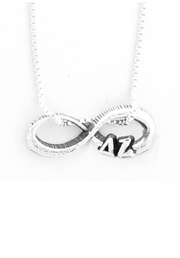 Infinity Charm Necklace - DZ Dezigns