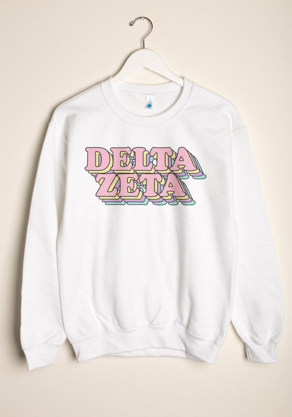Retro Crewneck - DZ Dezigns