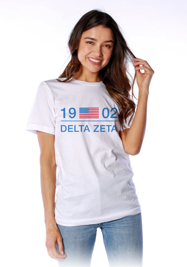 USA Year Tee - DZ Dezigns