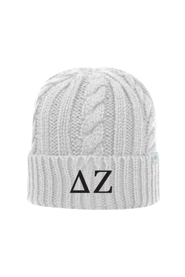 Embroidered Twill Beanie - DZ Dezigns