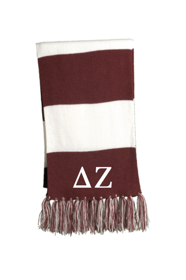 Striped Scarf - DZ Dezigns