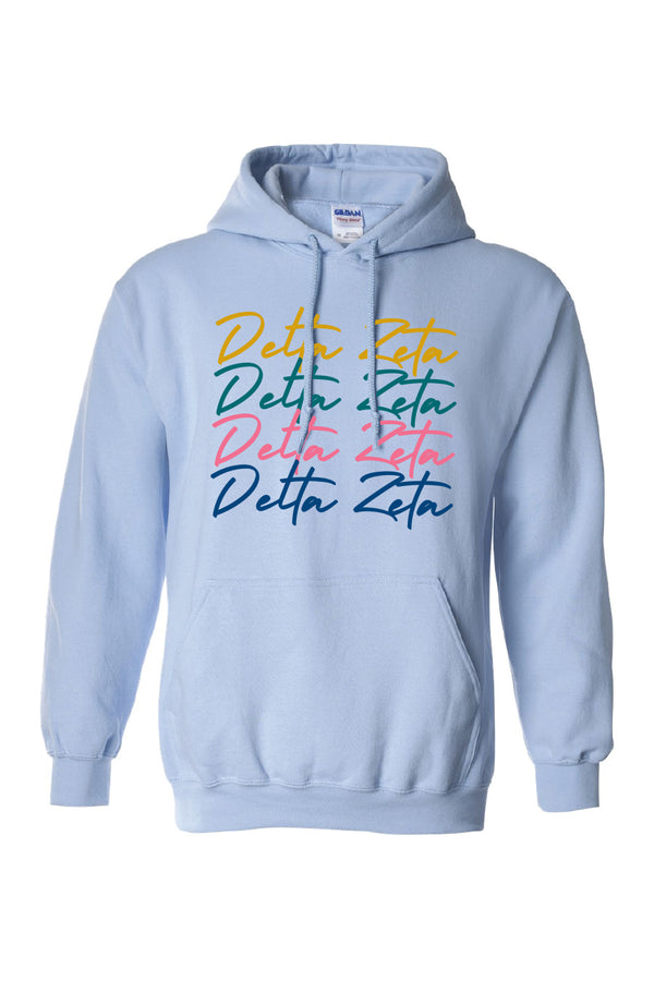 Outside The Lines Hoodie - DZ Dezigns