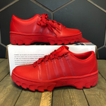 K-Swiss 'North Classic' Red (Multiple Sizes)