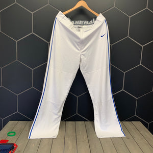 New! Mens Nike Softball / Baseball Dri-Fit Pants Team Royal Blue White Size XL