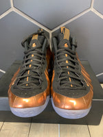 New W/ Box! 2017 Nike Air Foamposite One Copper Shoe Size 11