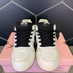 Used W/ Box! Nike Paul Rodriguez Zoom Air Elite Low White Black Shoe Size 11.5