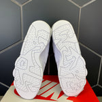 New W/ Box! Nike Air CB 34 Triple White Shoe (Multiple Sizes)