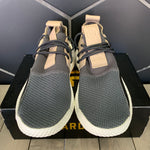 New W/ Box! Adidas Harden LS 2 Lace Grey Tan Basketball Shoes Size 13