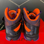 New W/ Box! Nike Lebron Zoom Soldier VIII 8 Cave Purple Shoe (Multiple Sizes)