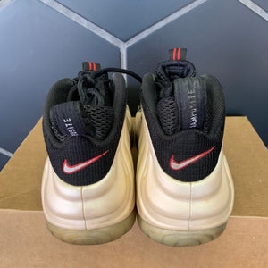 Used W/O Box! 2010 Nike Air Foamposite Pro Pearl Size 8