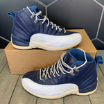 Used W/O Box! 2012 Air Jordan 12 Obsidian Shoe Size 7.5