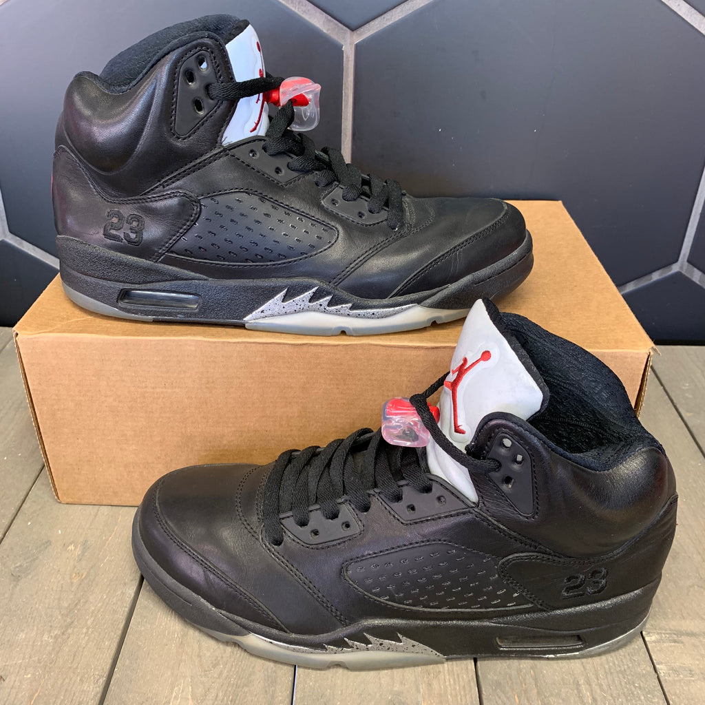 Used W/O Box! Air Jordan 5 BIN23 Premio Shoe Size 8.5