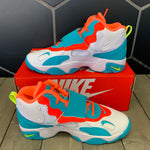 New W/ Box! Nike Air Speed Turf QS Bright Turquoise Sneakers (Multiple Sizes)