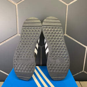 New W/ Box! Adidas N-5923 Core Black White Shoe Size 12