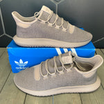 New W/ Box! Adidas Tubular Shadow Vapour Grey Brown Shoe (Multiple Sizes)