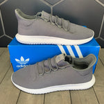 New W/ Box! Adidas Tubular Shadow Ash Grey White Shoe Size 13