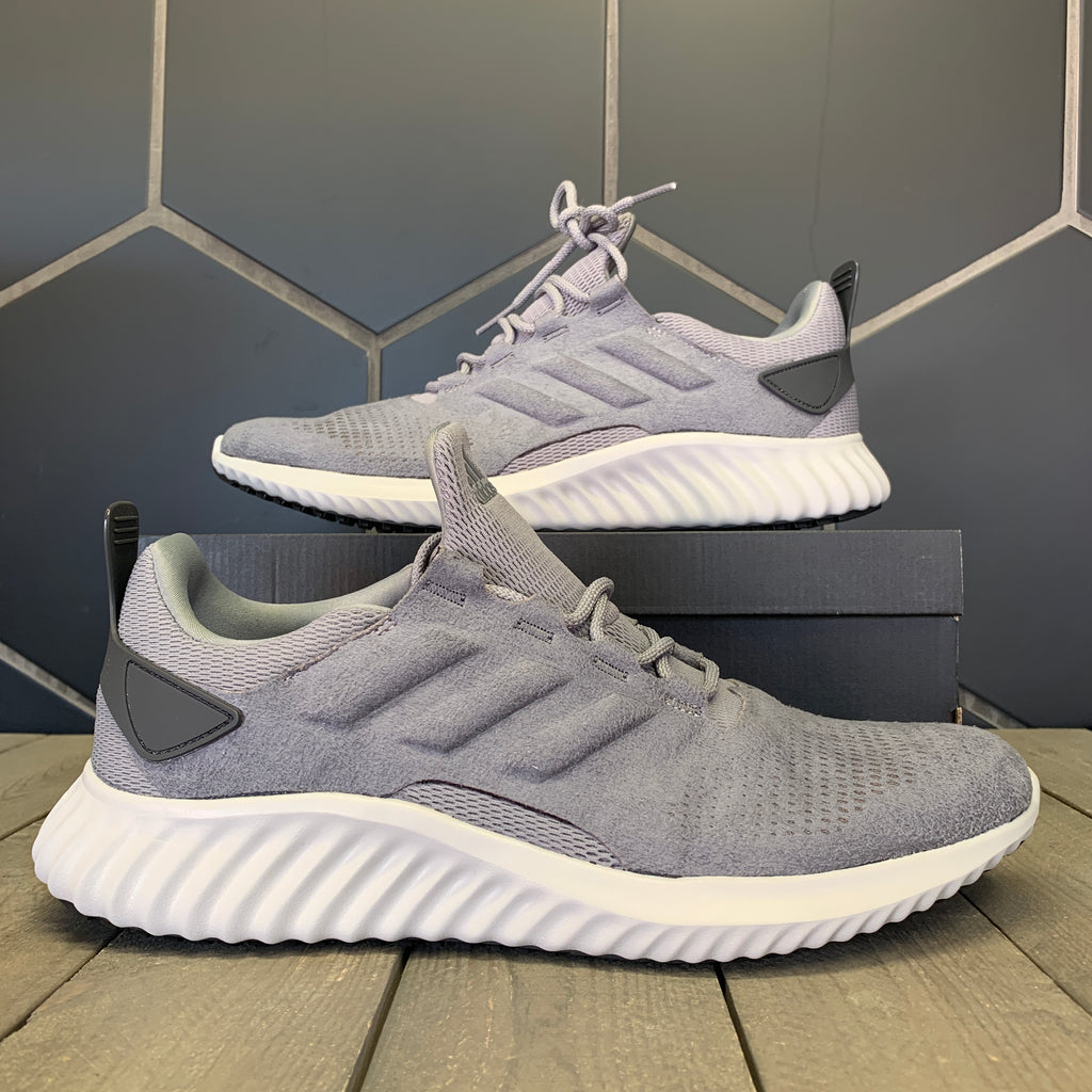 New W/ Box! Adidas Alphabounce City CR M Grey Running Sneakers (Multiple Sizes)