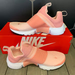 New W/ Box! Nike Presto Extreme GS Bleached Coral Size 7Y