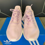 New W/ Box! Adidas Tubular Shadow J Aero Pink White Shoe (Multiple Sizes)