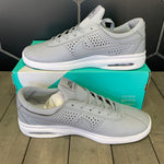 New W/ Box! Nike SB Air Max Bruin Vapor Wolf Grey Shoes (Multiple Sizes)