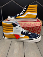 New W/ Damaged Box! Vans SK8-Hi 38 DX Anaheim Factory Shoe Size 10