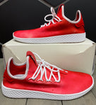 New! Adidas Pharrell Williams Human Race J Red White (Multiple Sizes)