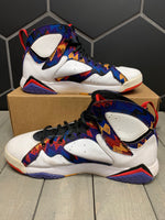 Used W/O Box! Mens Air Jordan 7 Sweater Size 11