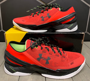 New W/ Box! Under Armour Curry 2 Low Energy Shoe Size 13