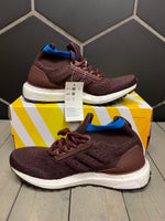 New W/ Box! Adidas Ultraboost All Terrain J Maroon Shoe (Multiple Sizes)