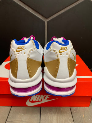 New W/O Box! Nike Air Max '95 LE GS Peanut Butter & Jelly Youth Shoes (Multiple Sizes)