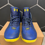New W/O Box! Under Armour Curry 2.5 Team Royal Size 12