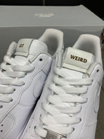 New W/ Damaged Box! Nike x Anti Social Social Club White Shoe Size 10.5