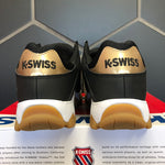 K-Swiss 'ST429' Black/Gold (Multiple Sizes)
