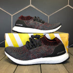 New W/ Box! Adidas Ultraboost Uncaged Carbon Grey Running Shoes (Multiple Sizes)