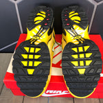 New W/ Box! Nike Air Max Plus Frequency Pack Shoes Yellow Black (Size 13)