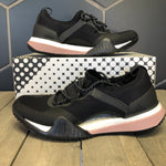 New W/ Box! Adidas Pureboost X TR 3.0 Stella Mccartney Black Pink (Multiple Sizes)