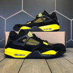 Used W/O Box! 2012 Air Jordan 4 Thunder Size 11.5