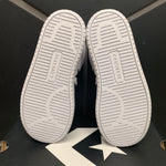 New W/ Box! Youth Converse EV3 OX White Black Low (Multiple Sizes)