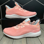 New W/ Box! Adidas Alphabounce EM Icey Pink Running Shoes Size 10