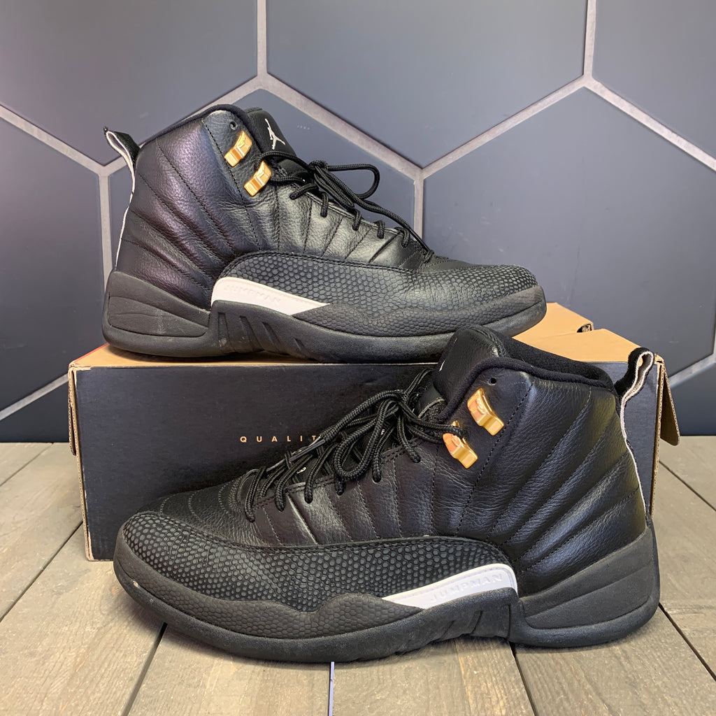 Used W/ Box! Air Jordan 12 Master Shoe Size 9.5