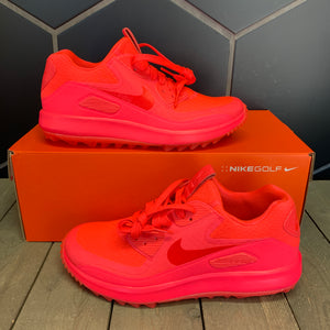 New W/ Box! Womens Nike Air Zoom 90 IT Golf Shoe Solar Red (Multiple Sizes)