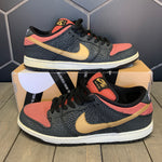 Used W/ Box! Nike Dunk Low Premium Walk of Fame Skate Shoes Size 11