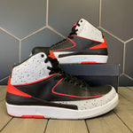 Used W/ Damaged Box! Air Jordan 2 Infrared 23 Size 13