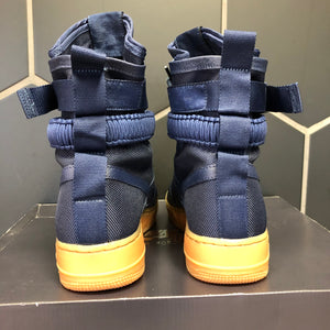New W/ Box! Nike SF AF1 Midnight Navy Size 12