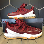 New W/ Box! Nike Lebron XIII 13 Low Team Red Size 10.5