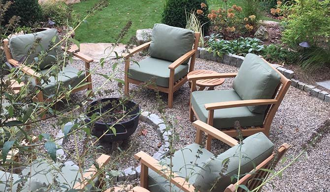 Perfect patio furniture for Spring