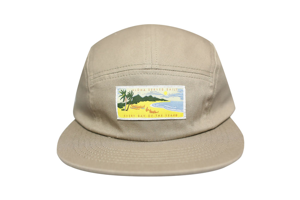 EVERY DAY 5-PANEL CAMPER - KHAKI